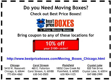 Moving Boxes From Our Package Supply Center Flower Mound, TX